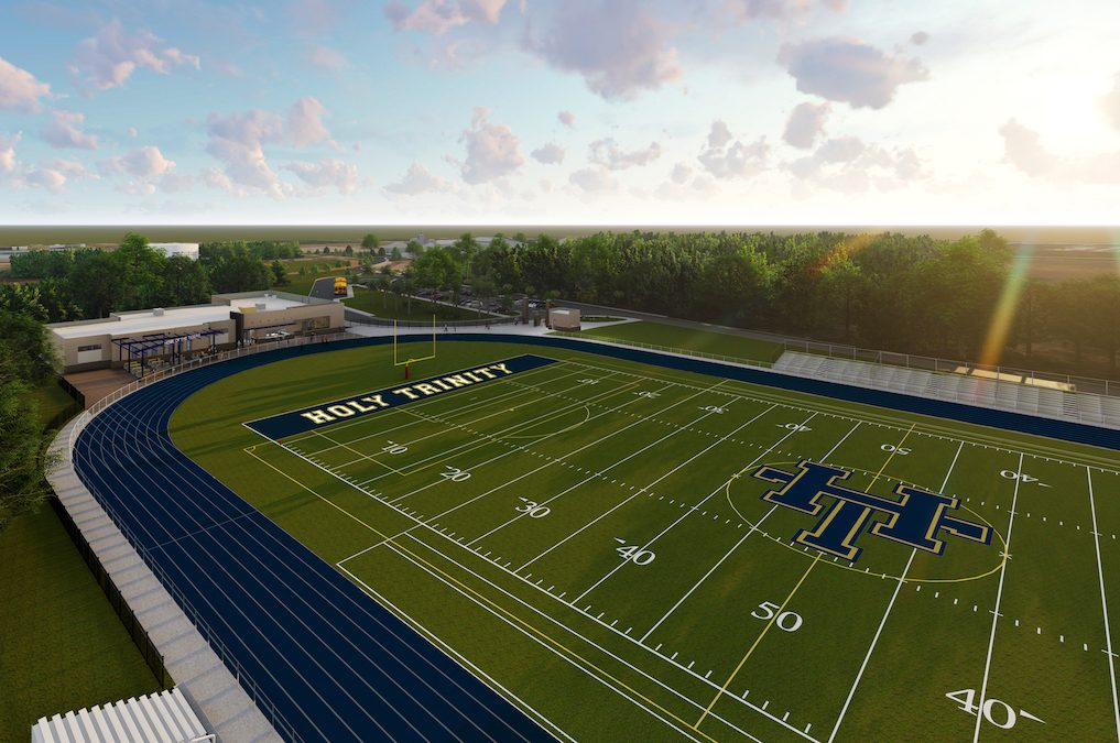 Holy Trinity Football field