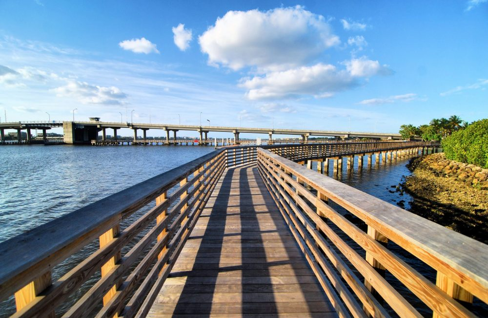 Blue Heron Bridge