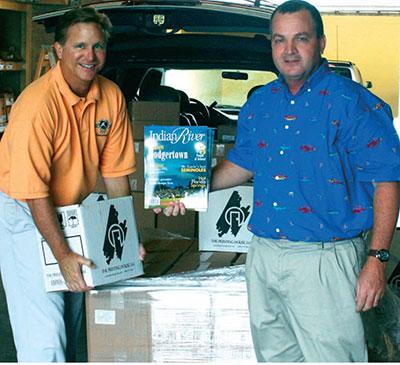 Allen Osteen and Gregory Enns