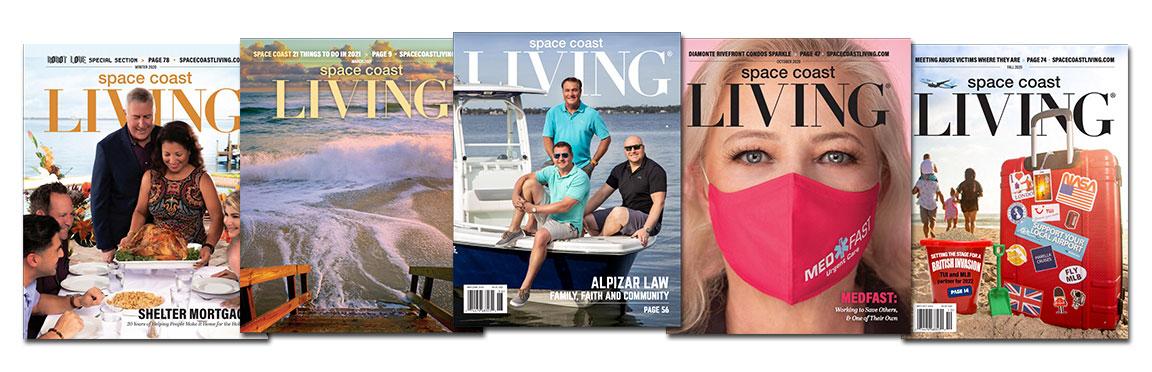 Space Coast Magazine Subscription