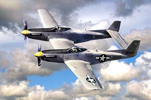 XP82 Twin Mustang