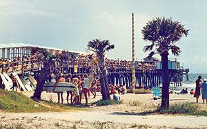 The Cocoa Beach Pier