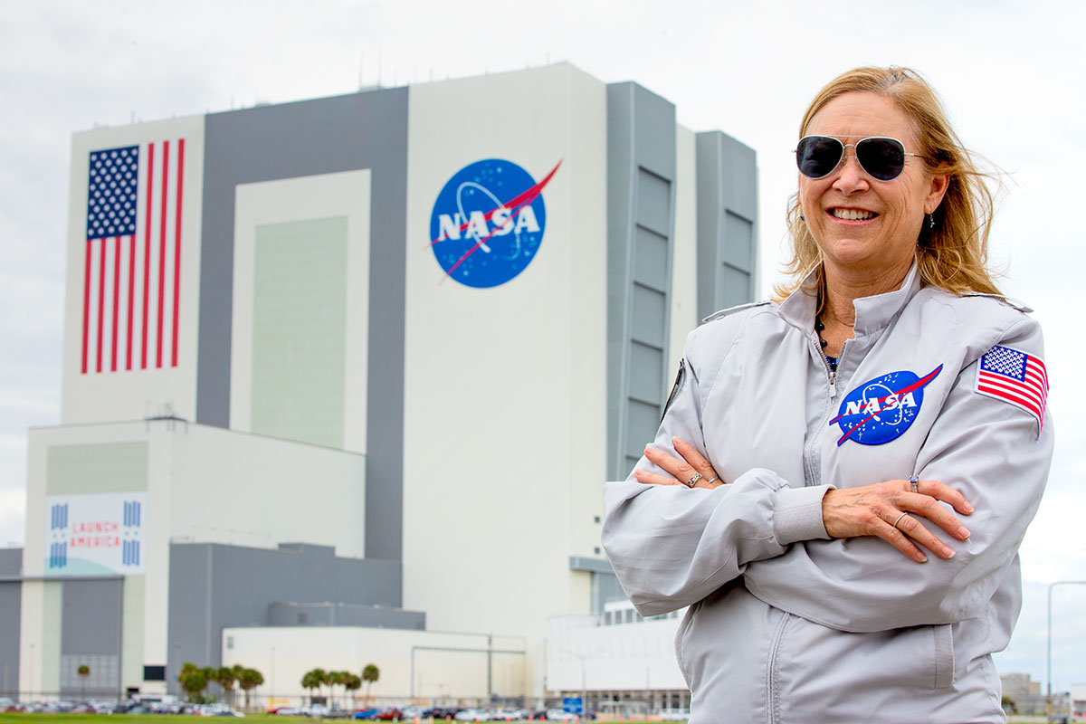 Janet Petro, Kennedy Space Center director