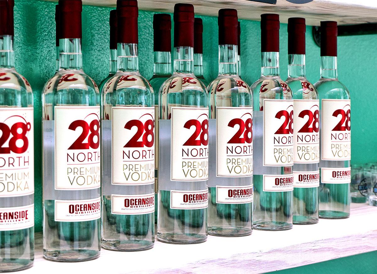 Oceanside's classic vodka