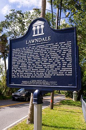 Florida State Historical Marker